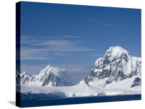 Lemaire Channel, Weddell Sea, Antarctic Peninsula, Antarctica, Polar Regions-Thorsten Milse-Stretched Canvas Print