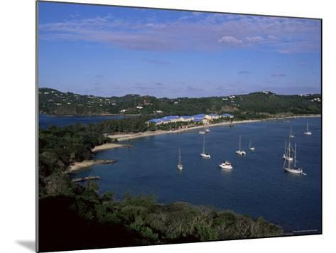 Pigeon Point, Rodney Bay, St. Lucia, Windward Islands, West Indies, Caribbean, Central America-Yadid Levy-Mounted Photographic Print
