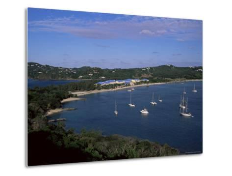 Pigeon Point, Rodney Bay, St. Lucia, Windward Islands, West Indies, Caribbean, Central America-Yadid Levy-Metal Print