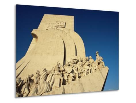 Padrao Dos Descobrimentos (Monument of the Discoveries), Lisbon, Portugal-Yadid Levy-Metal Print