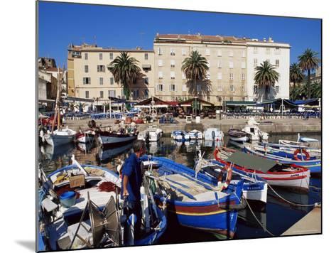 Ajaccio Harbour, Corsica, France, Mediterranean-Yadid Levy-Mounted Photographic Print