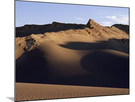 Valley of the Moon, Atacama, Chile, South America-R Mcleod-Mounted Photographic Print