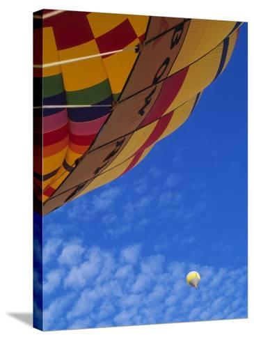 Hot Air Balloons, Albuquerque, New Mexico, USA-Michael Snell-Stretched Canvas Print