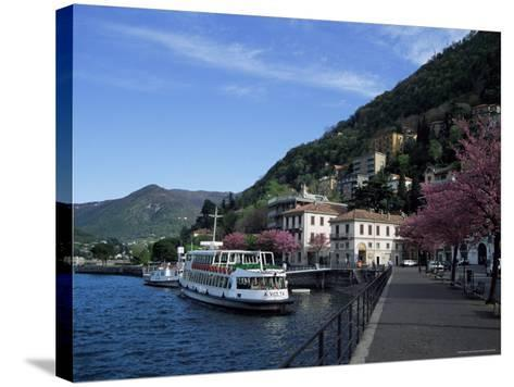 Lake Como, Lombardy, Italian Lakes, Italy-Sheila Terry-Stretched Canvas Print