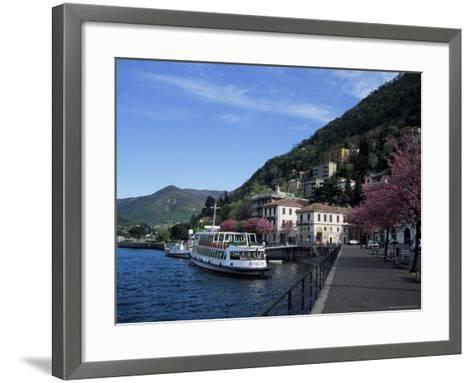 Lake Como, Lombardy, Italian Lakes, Italy-Sheila Terry-Framed Art Print