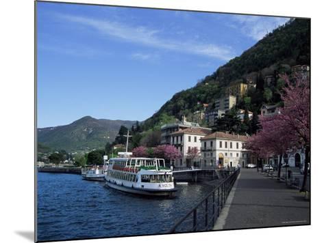 Lake Como, Lombardy, Italian Lakes, Italy-Sheila Terry-Mounted Photographic Print