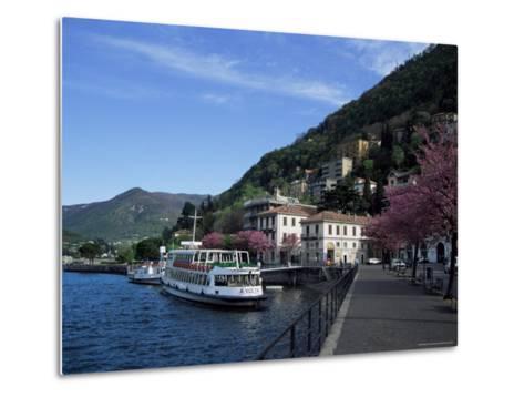 Lake Como, Lombardy, Italian Lakes, Italy-Sheila Terry-Metal Print