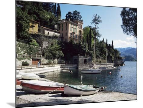 Varenna, Lake Como, Lombardy, Italian Lakes, Italy-Sheila Terry-Mounted Photographic Print