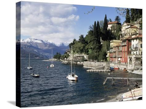 Varenna, Lake Como, Lombardy, Italian Lakes, Italy-Sheila Terry-Stretched Canvas Print
