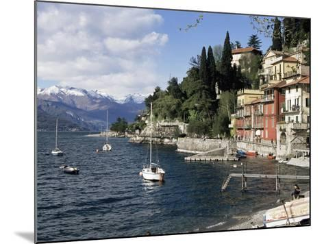 Varenna, Lake Como, Lombardy, Italian Lakes, Italy-Sheila Terry-Mounted Photographic Print