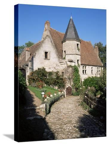 Moulin De Touvois, Rochecorbon, Loire Valley, Centre, France-Sheila Terry-Stretched Canvas Print