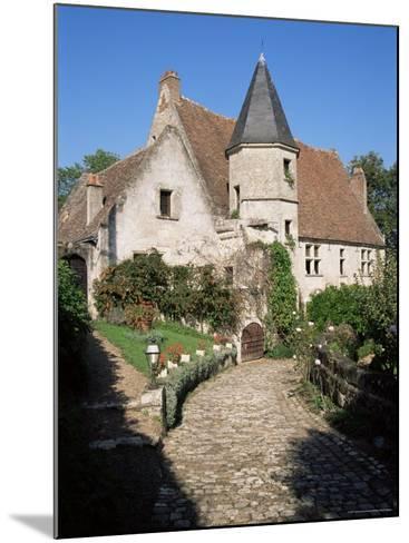 Moulin De Touvois, Rochecorbon, Loire Valley, Centre, France-Sheila Terry-Mounted Photographic Print