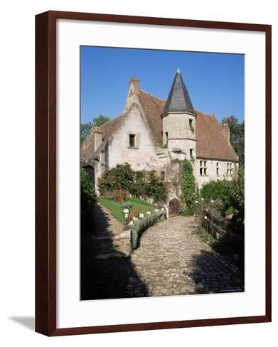 Moulin De Touvois, Rochecorbon, Loire Valley, Centre, France-Sheila Terry-Framed Art Print