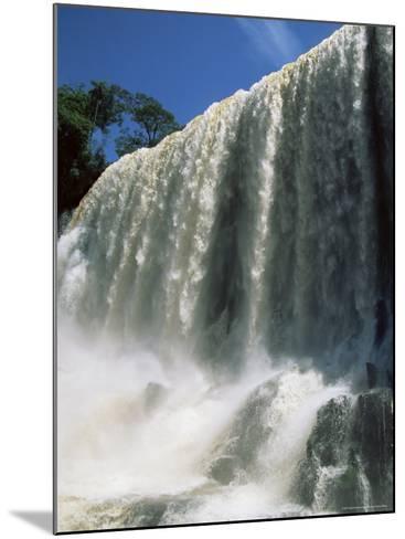 Iguassu Falls, Iguazu National Park, Unesco World Heritage Site, Argentina, South America-Jane Sweeney-Mounted Photographic Print