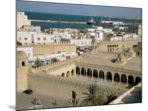 View from Ribat of the Medina, Sousse, Unesco World Heritage Site, Tunisia, North Africa, Africa-Jane Sweeney-Mounted Photographic Print