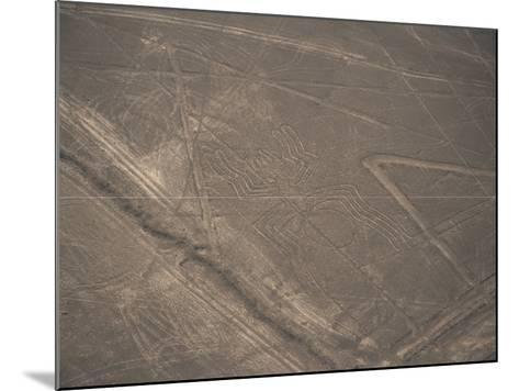 Spider, Nazca (Nasca) Lines, Unesco World Heritage Site, Peru, South America-Jane Sweeney-Mounted Photographic Print