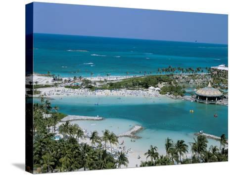 Paradise Island, the Bahamas, Atlantic, Central America-Adina Tovy-Stretched Canvas Print