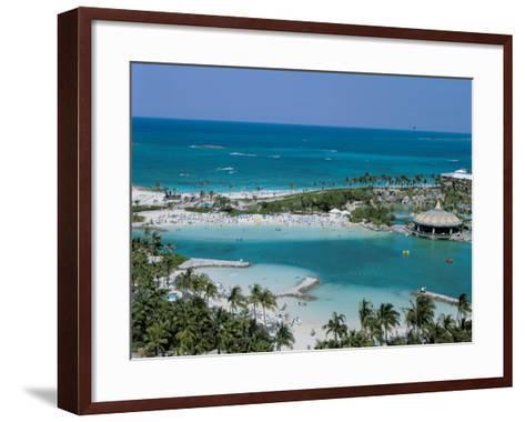 Paradise Island, the Bahamas, Atlantic, Central America-Adina Tovy-Framed Art Print
