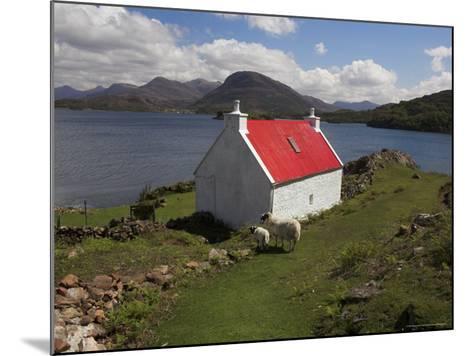 View Over Loch Torridon, Highlands, Scotland, United Kingdom-Steve & Ann Toon-Mounted Photographic Print