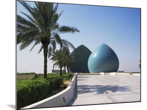 Martyrs Monument, Baghdad, Iraq, Middle East-Nico Tondini-Mounted Photographic Print
