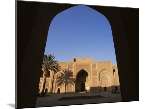 Moustantiryia Koranic School, Baghdad, Iraq, Middle East-Nico Tondini-Mounted Photographic Print