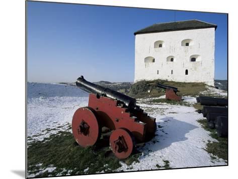 Kristiansen Fortress, Trondheim, Norway, Scandinavia-Adam Woolfitt-Mounted Photographic Print