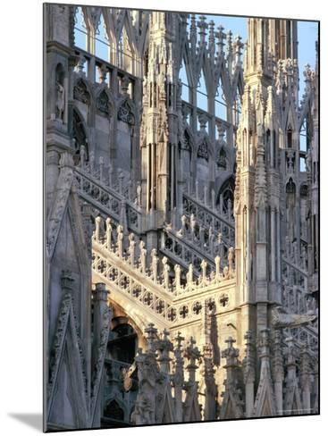 Milan Cathedral, Milan, Lombardy, Italy-Adam Woolfitt-Mounted Photographic Print