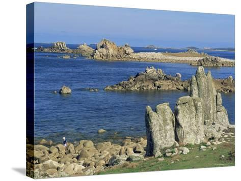 St. Agnes, Isles of Scilly, United Kingdom-Adam Woolfitt-Stretched Canvas Print