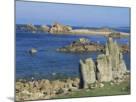 St. Agnes, Isles of Scilly, United Kingdom-Adam Woolfitt-Mounted Photographic Print