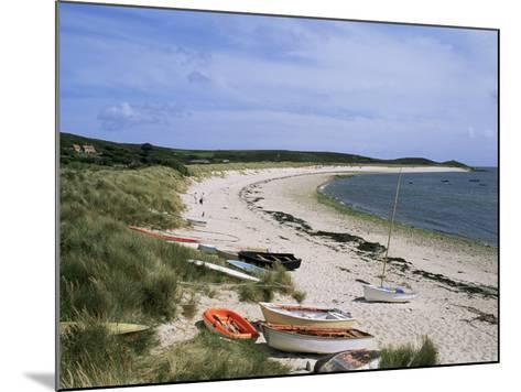Higher Town Bay, St. Martin's, Isles of Scilly, United Kingdom-Adam Woolfitt-Mounted Photographic Print