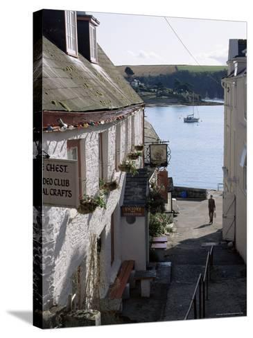 Falmouth Harbour, Cornwall, England, United Kingdom-Adam Woolfitt-Stretched Canvas Print