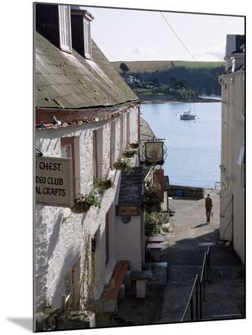 Falmouth Harbour, Cornwall, England, United Kingdom-Adam Woolfitt-Mounted Photographic Print