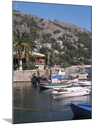 Saranda, Albania-R H Productions-Mounted Photographic Print