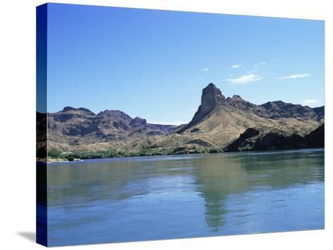 Colorado River Near Parker, Arizona, USA-R H Productions-Stretched Canvas Print