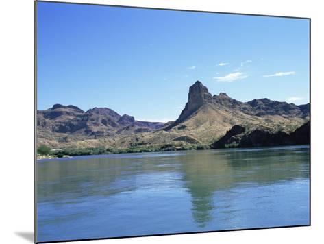 Colorado River Near Parker, Arizona, USA-R H Productions-Mounted Photographic Print