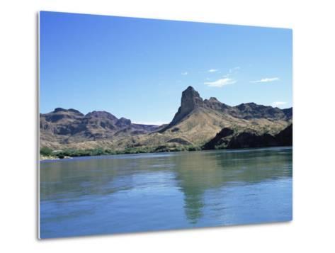 Colorado River Near Parker, Arizona, USA-R H Productions-Metal Print