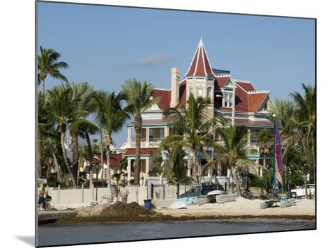 Southernmost House (Mansion) Hotel and Museum, Key West, Florida, USA-R H Productions-Mounted Photographic Print