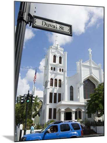 Duval Street, Key West, Florida, USA-R H Productions-Mounted Photographic Print