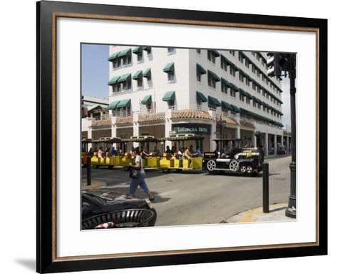 Key West, Florida, USA-R H Productions-Framed Art Print