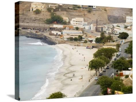 Mindelo, Sao Vicente, Cape Verde Islands, Africa-R H Productions-Stretched Canvas Print