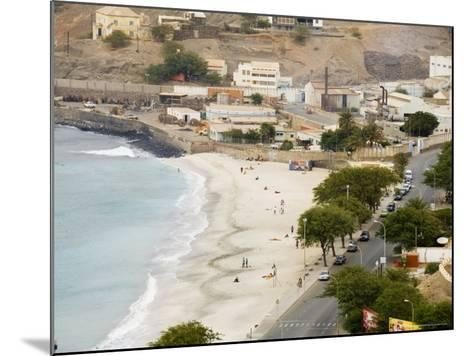 Mindelo, Sao Vicente, Cape Verde Islands, Africa-R H Productions-Mounted Photographic Print