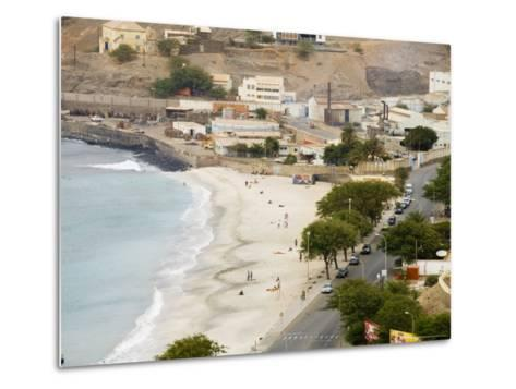 Mindelo, Sao Vicente, Cape Verde Islands, Africa-R H Productions-Metal Print