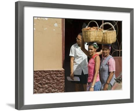 Ribiera Grande, Santo Antao, Cape Verde Islands, Africa-R H Productions-Framed Art Print