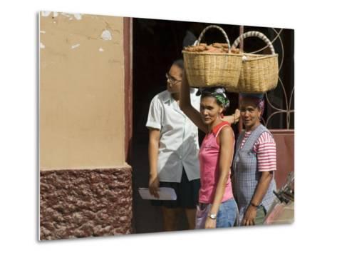 Ribiera Grande, Santo Antao, Cape Verde Islands, Africa-R H Productions-Metal Print