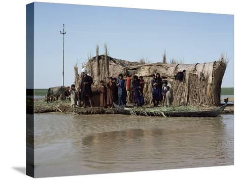 Grindly, Photograph Taken in 1982, Iraq, Middle East--Stretched Canvas Print