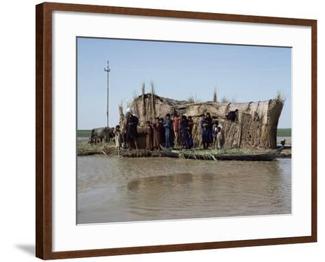 Grindly, Photograph Taken in 1982, Iraq, Middle East--Framed Art Print