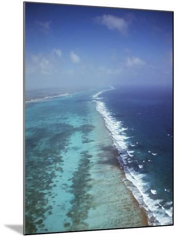 Ambergris Cay, Near San Pedro, the Second Longest Reef in the World, Belize, Central America-Upperhall-Mounted Photographic Print
