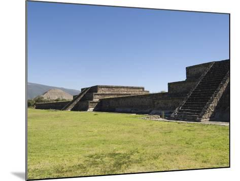 The Citadel, Teotihuacan, Unesco World Heritage Site, North of Mexico City, Mexico, North America-R H Productions-Mounted Photographic Print