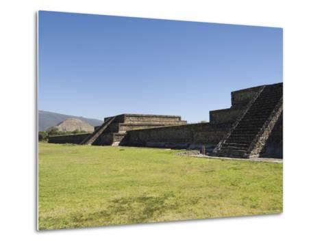 The Citadel, Teotihuacan, Unesco World Heritage Site, North of Mexico City, Mexico, North America-R H Productions-Metal Print