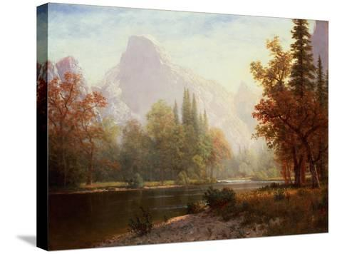 Half Dome: Yosemite-Sir William Beechey-Stretched Canvas Print